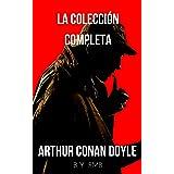 Sherlock Holmes: La colección completa (Clásicos de la literatura) (Spanish Edition)
