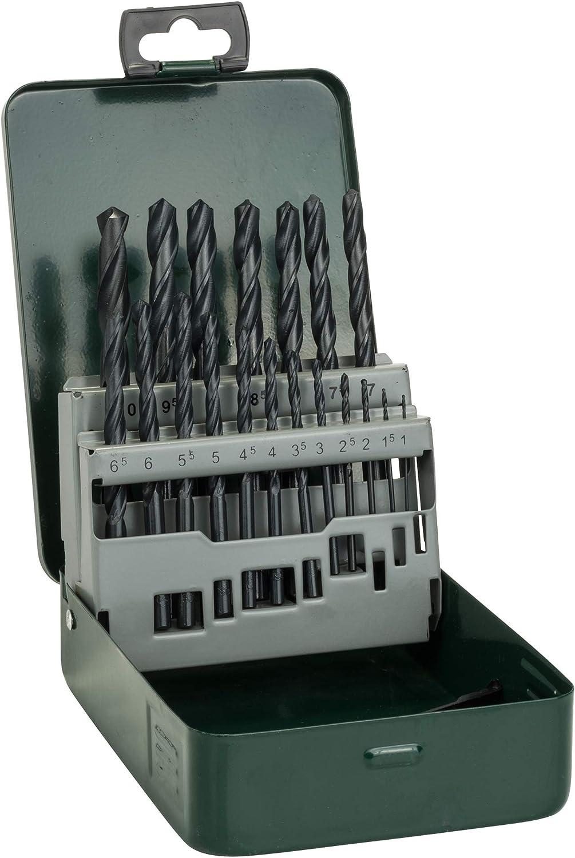 Set Bosch 19 Brocas HSS-R para Metal