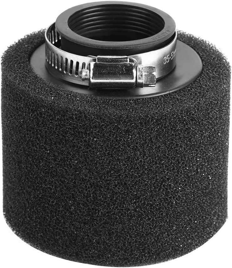 Universal-Aluminiumlegierungs-Motorrad-/Änderungs-Luftfilter-Reiniger 48MM Auto-Luftfilter