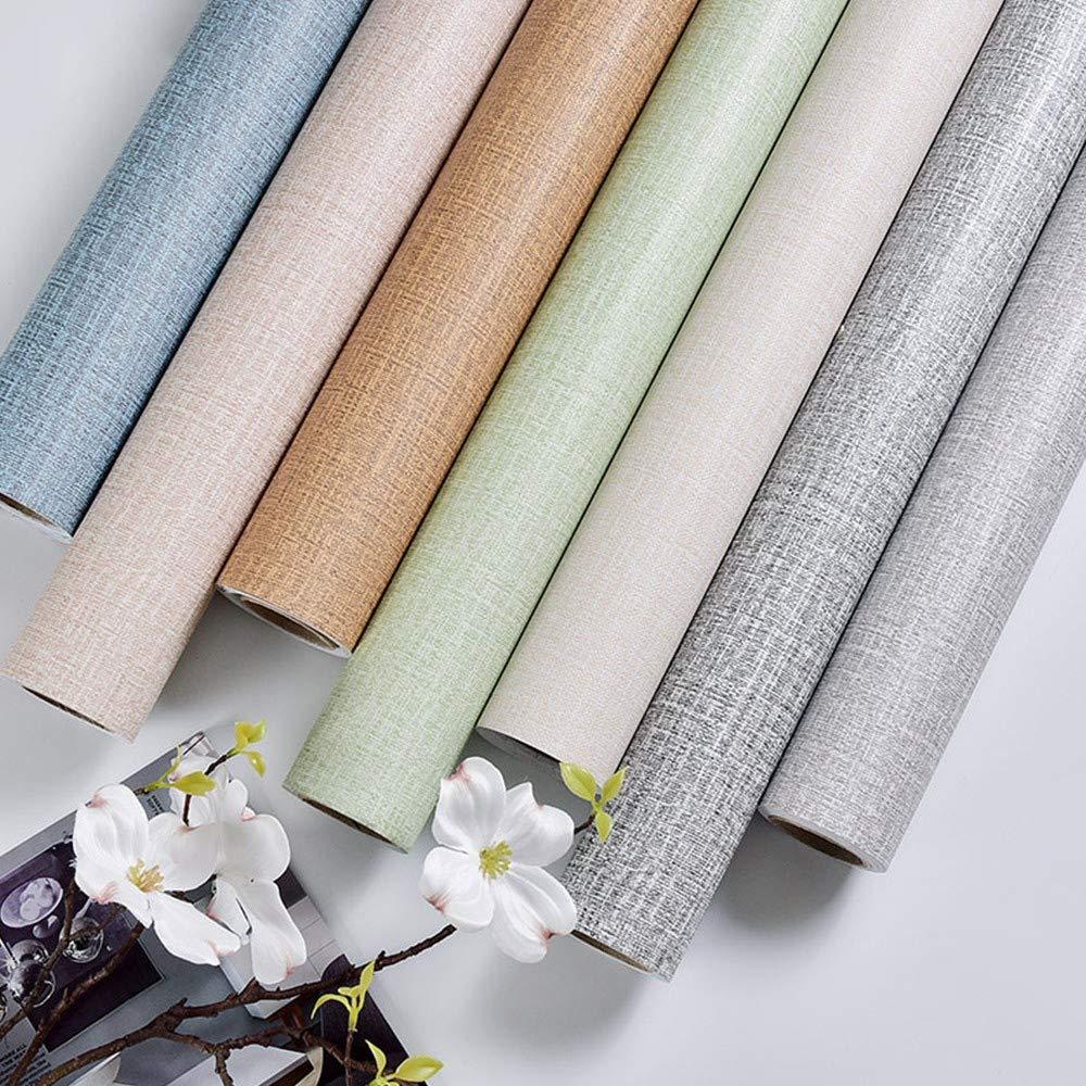 Papel pintado autoadhesivo para paredes puerta papel tapiz de muebles de dormitorio liso papel tapiz de la sala de estar sala de estar. mesa forro de estante