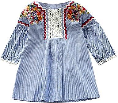 Vestido para Niña Fiesta Primavera Verano 2019, PAOLIAN Vestido ...