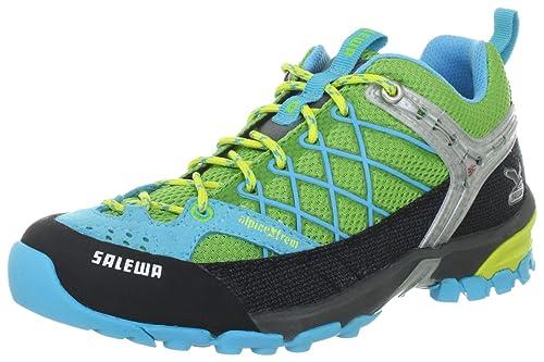 SALEWA WS Fire Vent, Zapatillas de Senderismo para Mujer: Amazon.es: Zapatos y complementos