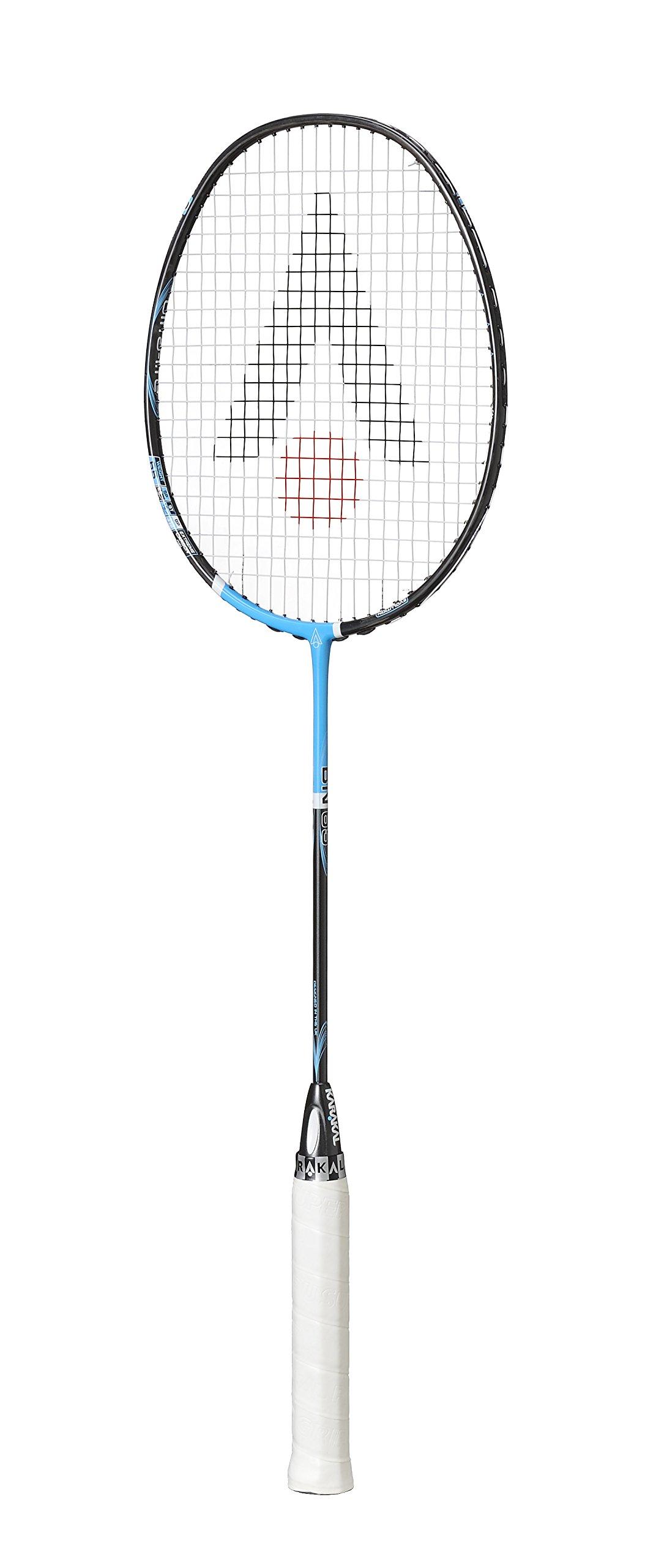 KARAKAL BN65 Badminton Racquet, Black/Blue