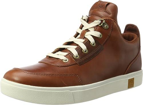 Amherst High Top Chu Barn Shoes