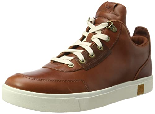 d56f928395ee Timberland Men s Amherst High Top Chu Barn Shoes  Amazon.co.uk ...