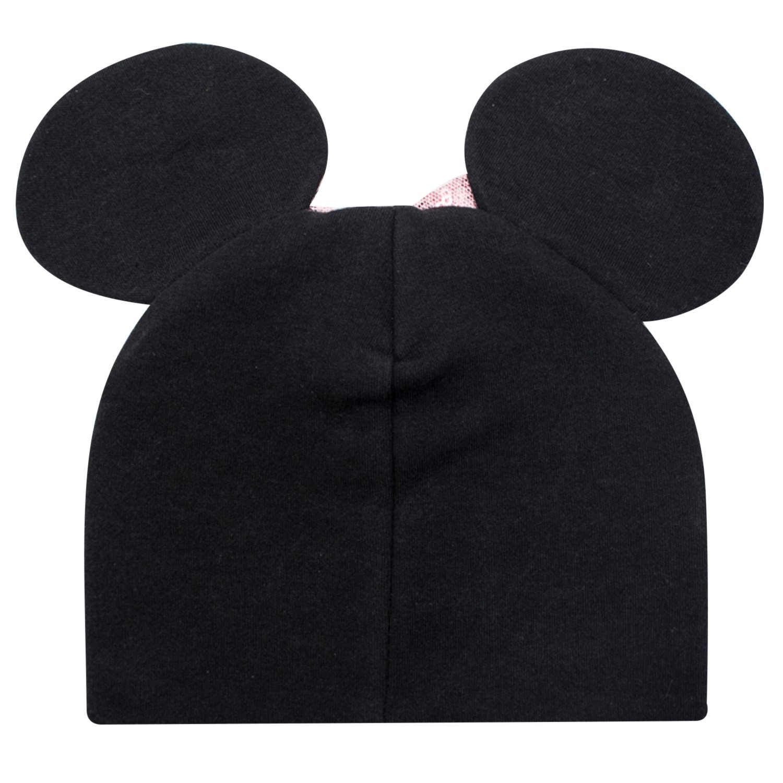 ecc1d7eedd2 Amazon.com  Disney Minnie Mouse Baby Hat Beanie for Toddler Girls    Infants