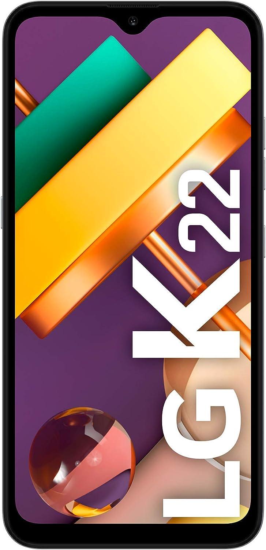 LG K22 - Smartphone 6,2