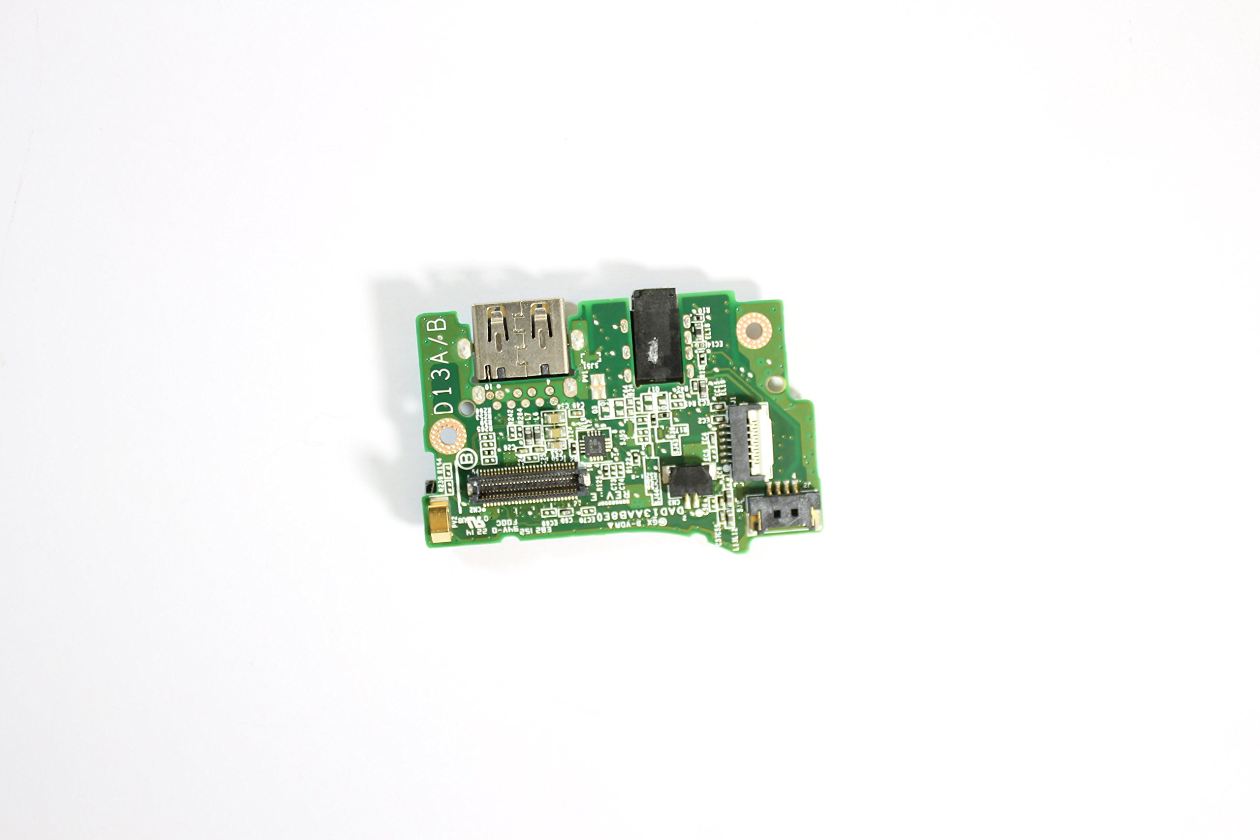 Dell XPS L322X 10KH9 USB 3.0 Audio Power Button Board DAD13AAB8E1 by Dell (Image #2)
