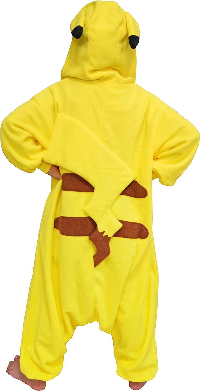 Amazon.com: SAZAC Kigurumi – Disfraz de Pokemon – Pikachu ...