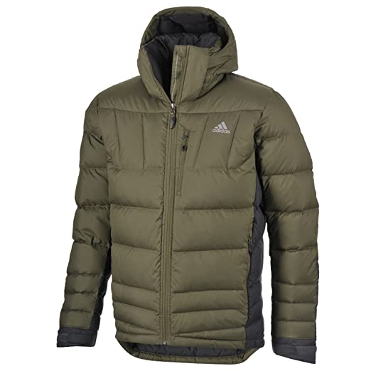 90c1f5c6a0959 adidas outdoor Men's Hiking Climaheat Insulated Jacket