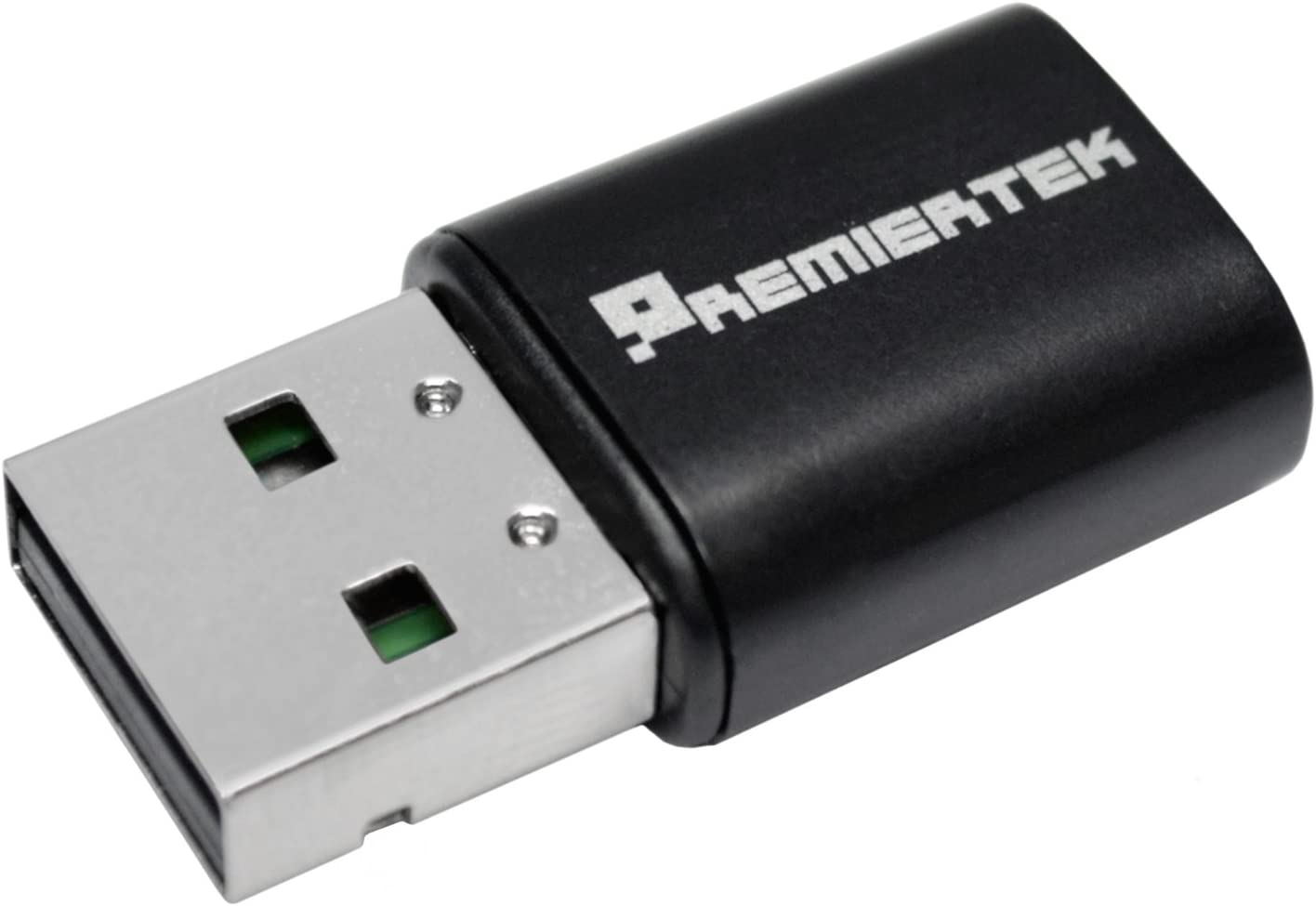PT-8812AU Premiertek AC 1200 802.11a//b//g//n//ac Dual Band 2.4GHz//5GHz 2T2R Wireless USB 3.0 LAN Adapter up to 866Mbps Plus 300Mbps