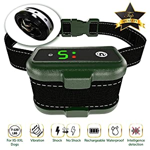 TBI Bark Pro V3 Rechargeable No-Bark Collar