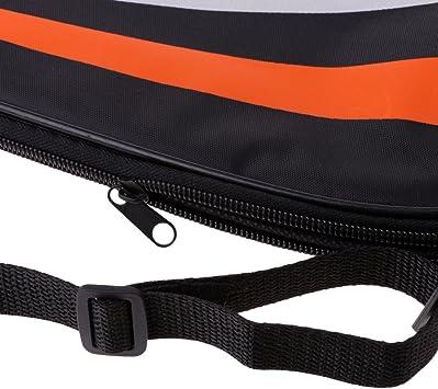 Toygogo /Étui Universel pour Raquette De Badminton /étui De Protection pour /équipement De Racquetball Sacs De Transport Il Se Plie Et Se Range Facilement Da