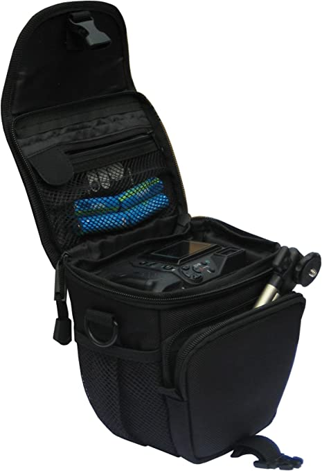 GEM N100178SCH300H400400400V Estuche para cámara fotográfica Carcasa compacta Negro: Amazon.es: Electrónica