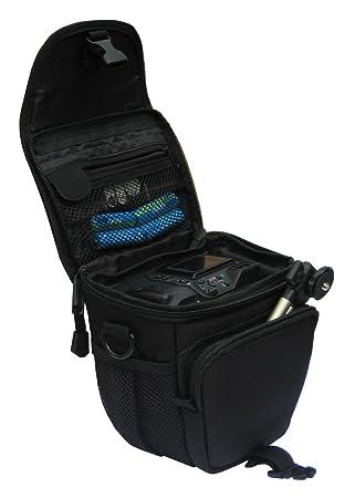 GEM N100178SCH300H400400400V Estuche para cámara fotográfica Carcasa compacta Negro - Funda (Carcasa compacta, Sony, Cyber-Shot DSC-H300, DSC-H400, ...
