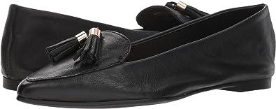 ALDO Womens Magona Black Leather 36 B EU B ...
