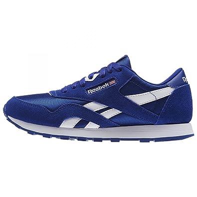 De Reebok Mixte Fitness Enfant Cl Chaussures Nylon pp4wnxHgqa
