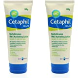 Cetaphil DAM Daily Advance Ultra Hydrating Lotion - 100g each (Pack of 2)
