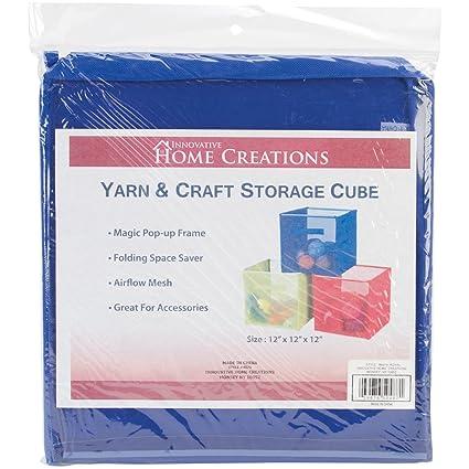 b42b219049bd General Yarn & Craft Storage Cube 12