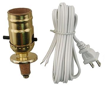 Atron make a lamp electric lamp wiring kit la802 table lamps atron make a lamp electric lamp wiring kit la802 keyboard keysfo Images