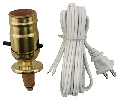atron make a lamp electric lamp wiring kit la802 table lamps rh amazon ca