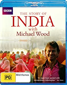 The Story of India with Michael Wood | Documentary | NON-USA Format | Region B Import - Australia