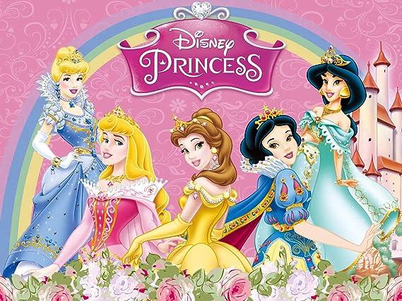 Disney Princess Hintergrund Für Mädchen Happy Kamera