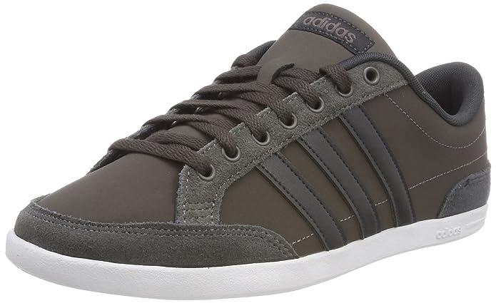 adidas Caflaire Schuhe Herren grau mit carbon Streifen