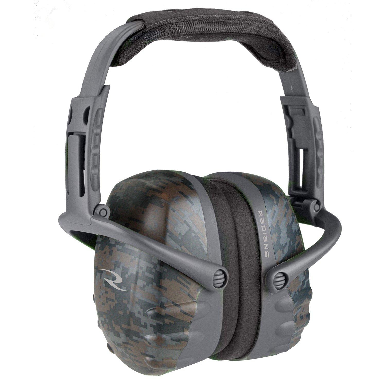 Radians Digitrax Ear Muff, Digital Camo by Radians (Image #1)