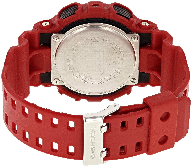 Casio G Shock Mens Watch Ga 100b 4aer Watches 110fc 1adr