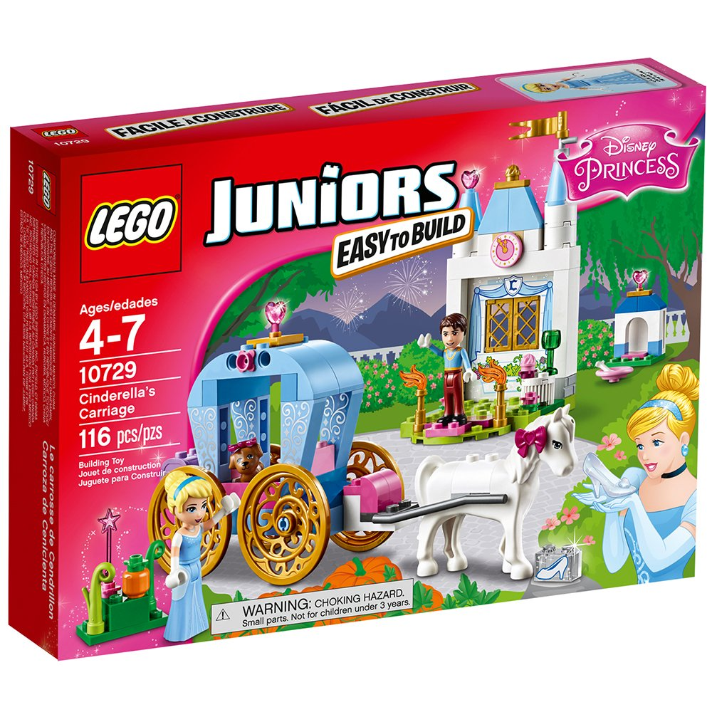 LEGO Juniors Cinderella's Carriage