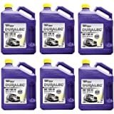 Royal Purple API-Licensed SAE 15W-40 High Performance Synthetic Motor Oil - 1 Gallon Each (Pack of 6)