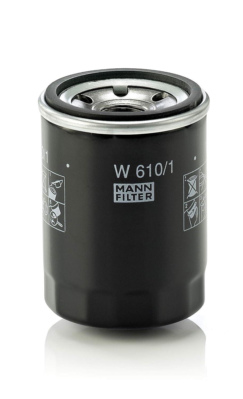 Original MANN-FILTER Ölfilter W 610/1 – Für PKW und Nutzfahrzeuge MANN & HUMMEL GMBH