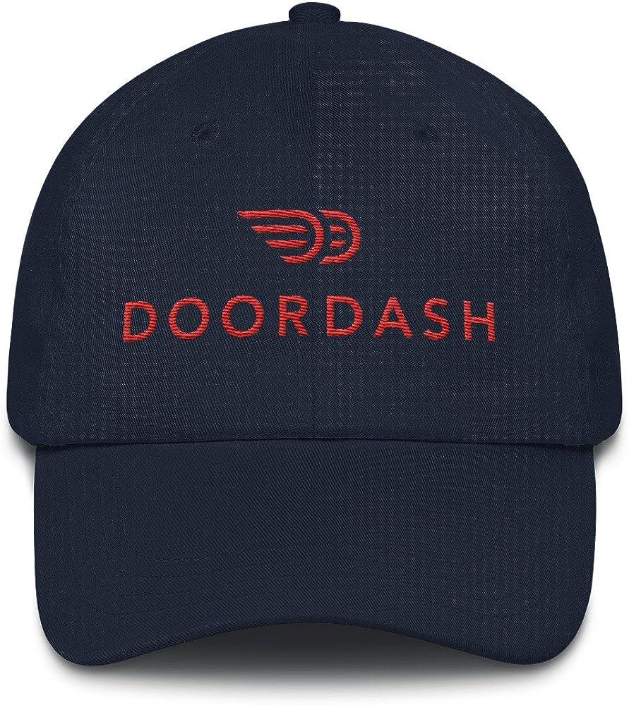 Doordash Delivery Driver Unisex Twill Hat