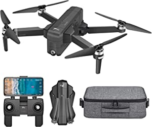 AOKESI Professional Drones with 4K Camera for Adults, 30 Mins Long Flight Time Drones with Brushless Motor and Live Video,GPS Return Home with Li-Battery and Carrying Case…