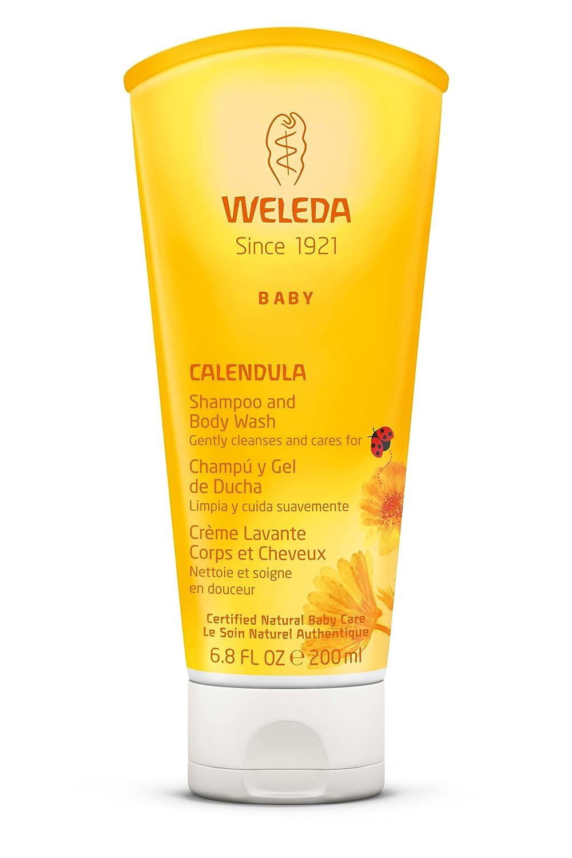 Weleda Baby Calendula Shampoo and Body Wash 200ml Weleda Uk Ltd 8832