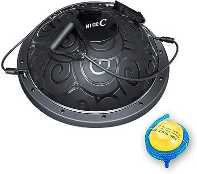 Amazon.com: Nice C - Balón de equilibrio para entrenamiento ...