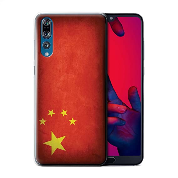 Amazon com: STUFF4 Phone Case/Cover for Huawei P20 Pro/China/Chinese