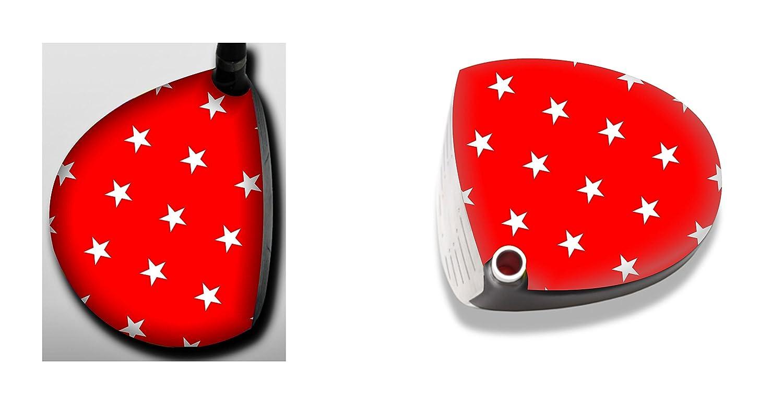 Cool Clubs – ホワイト星赤で – スキン B01384T064