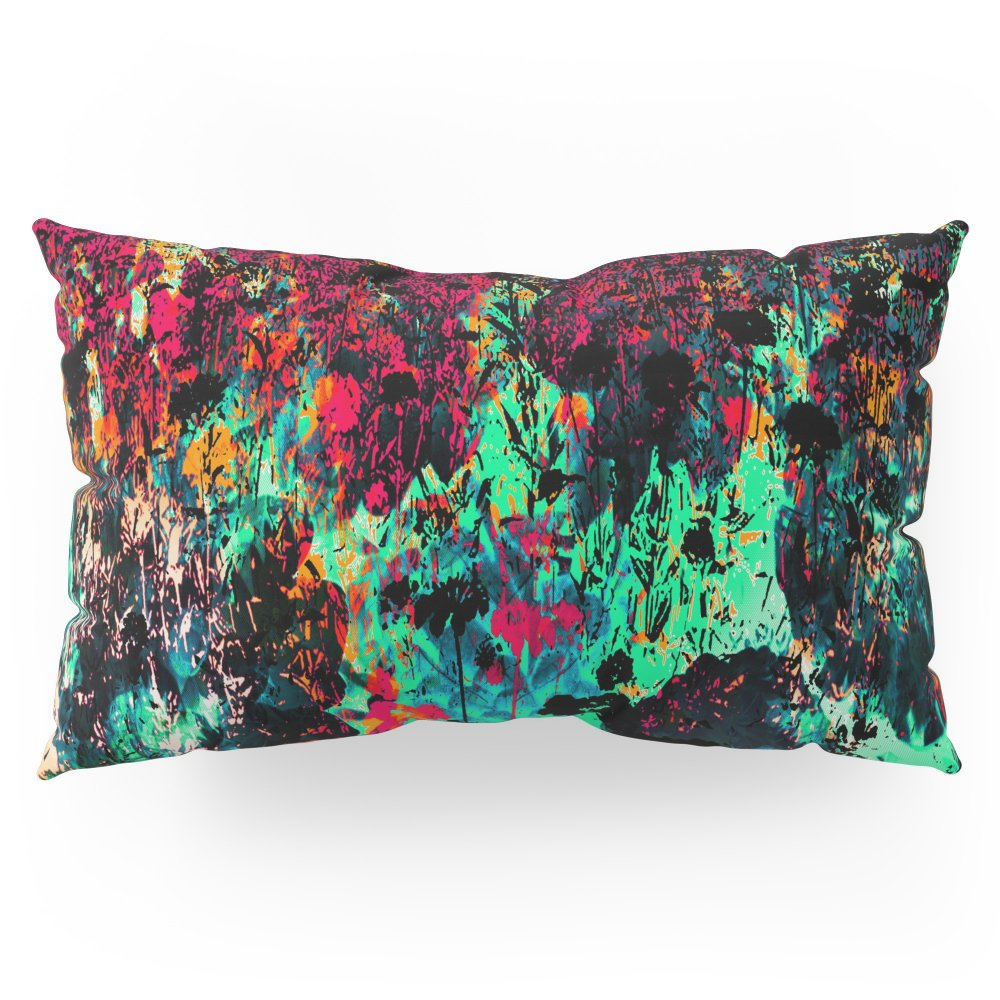 Society6 In And Out Of Love - Garden 2 Pillow Sham King (20'' x 36'') Set of 2