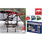 Rhino Automotive© 3 Bicycle Rear Mount Carrier Car Rack Bike Cycle RW0501