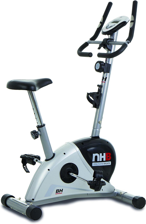 BH Fitness NHB H267N - Bicicleta estática unisex para adulto, gris ...