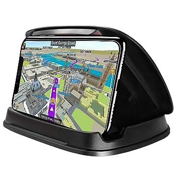 Soporte para teléfono de coche, soporte para teléfono de coche para iPhone 7, 7