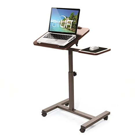 A Pink Notebook Computer Desk Bed Learning With Household Lifting Folding Mobile Bedside Table Writing Desktop Computer Desk Laptop Desks Furniture