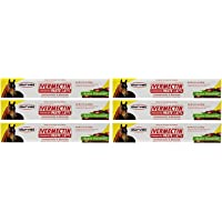 Ivermectin Paste Dewormer - 6.08g dose @ 1.87% Apple Flavor (6-Pack)