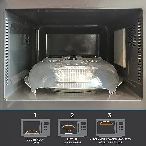 Para el plato de microondas - nuevo mejorado magnético alimentos ...