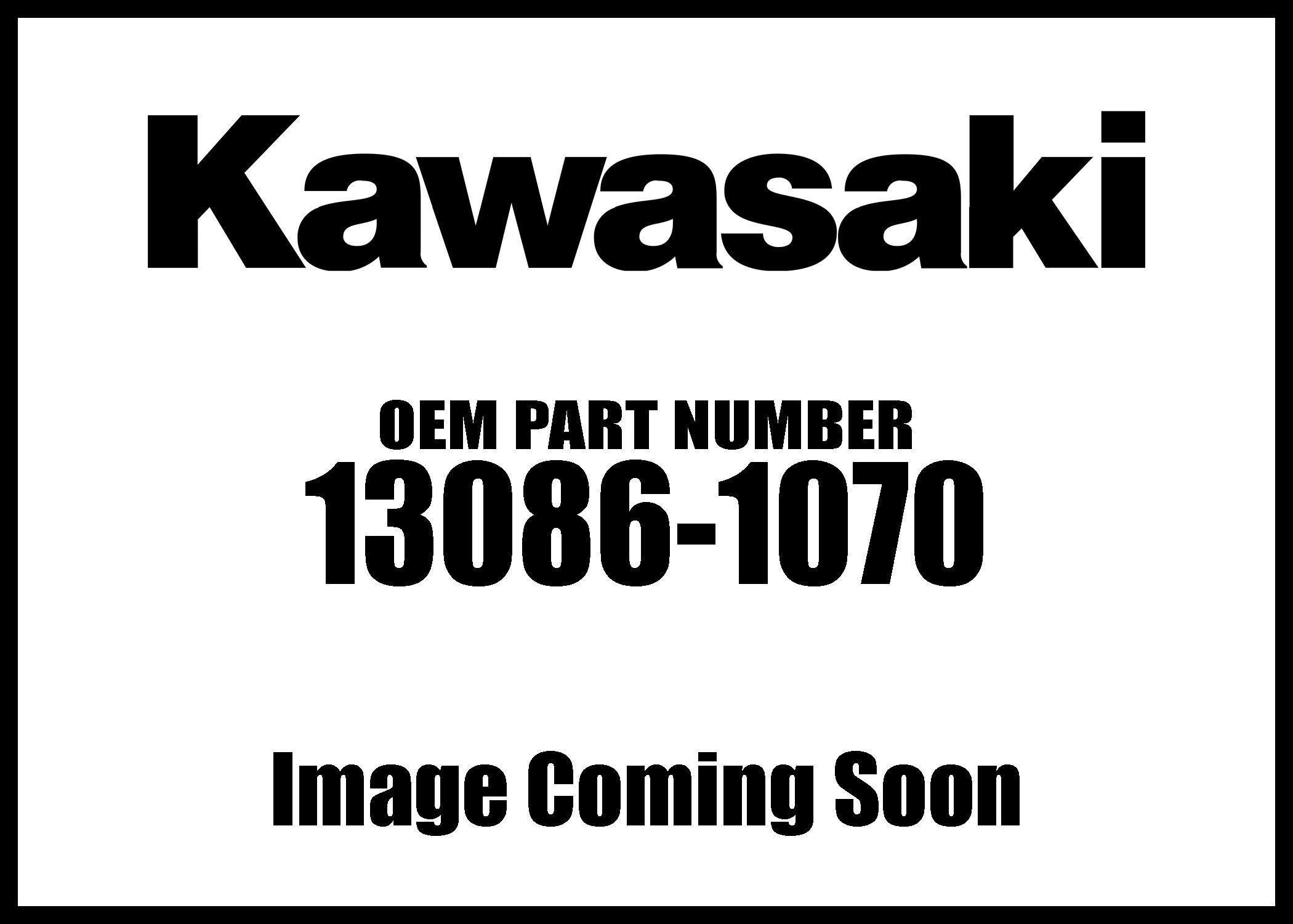 Kawasaki 2008-2018 Klx140 Klx140g Clutch Wheel 13086-1070 New Oem