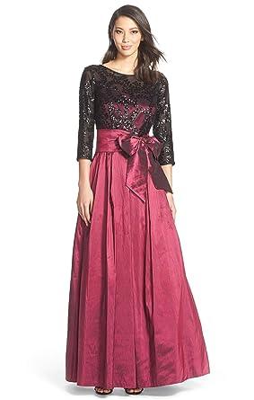 82e520626 SCENESTEALER Women s Georgette Maxi Dress (Black)  Amazon.in ...