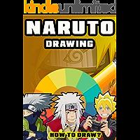 Naruto drawing tutorials