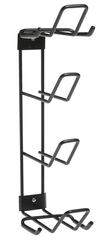 Racor Pro PG-2R Golf Storage Rack, Black by Racor